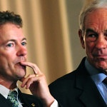 Ron Paul: Don't worry about Ebola - Rand Paul: Worry about Ebola