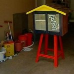 Kansas Boy Forced to Remove Little Free Library From His Yard