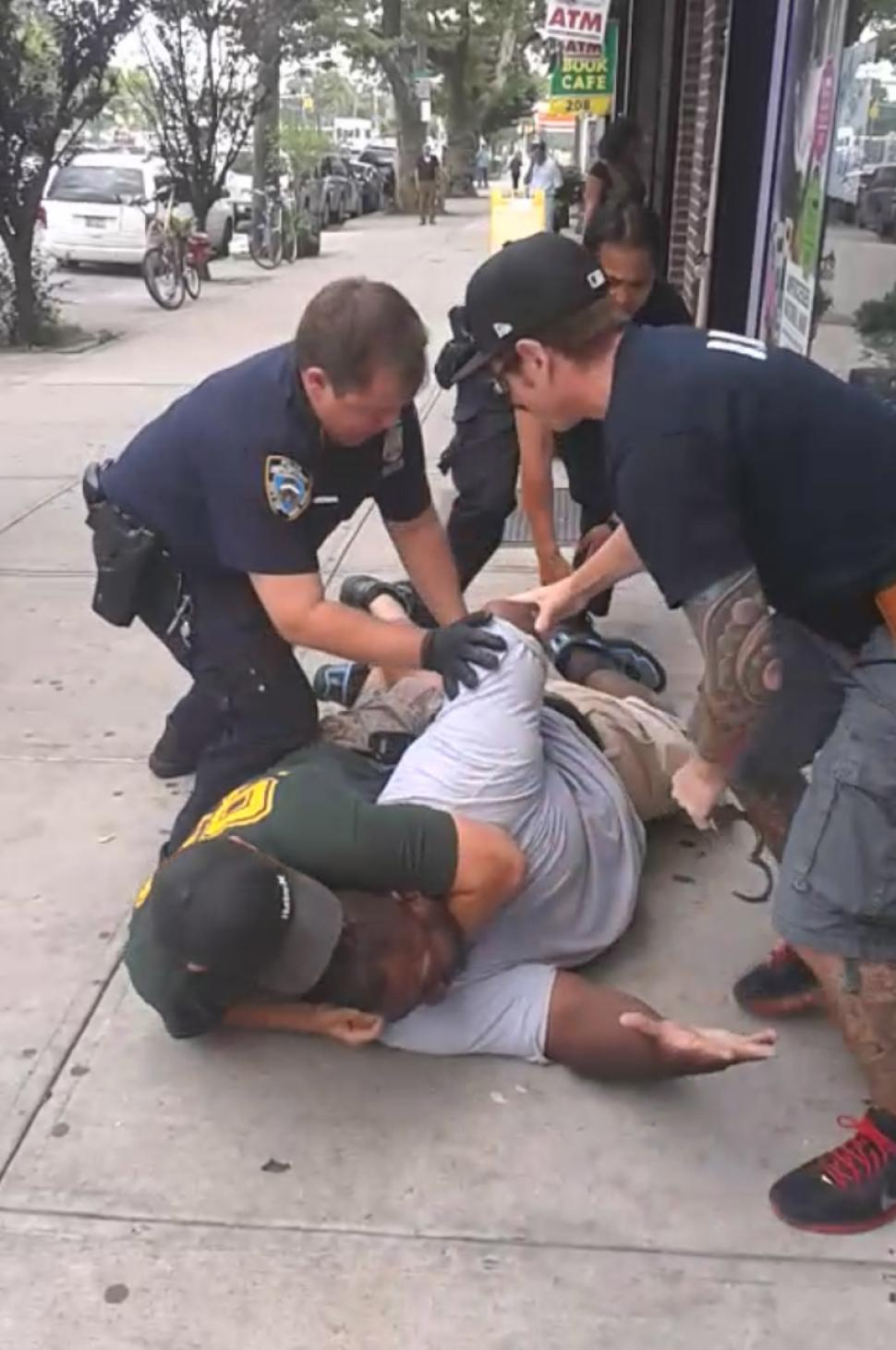 Eric Garner: How and Why the Media Has it Wrong
