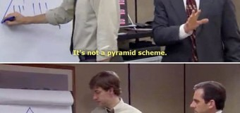 Libertarians: Suspicious of everything, except pyramid schemes apparently